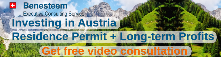 Residence Permit for Investment in Austria