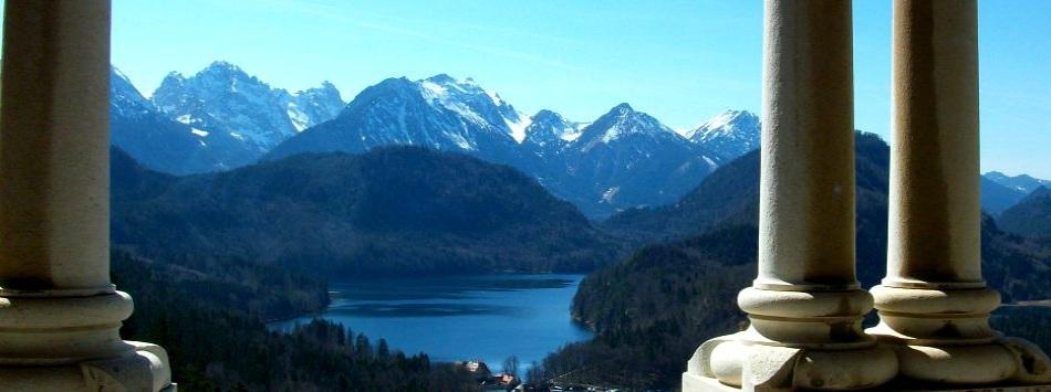 See Berge Schloss