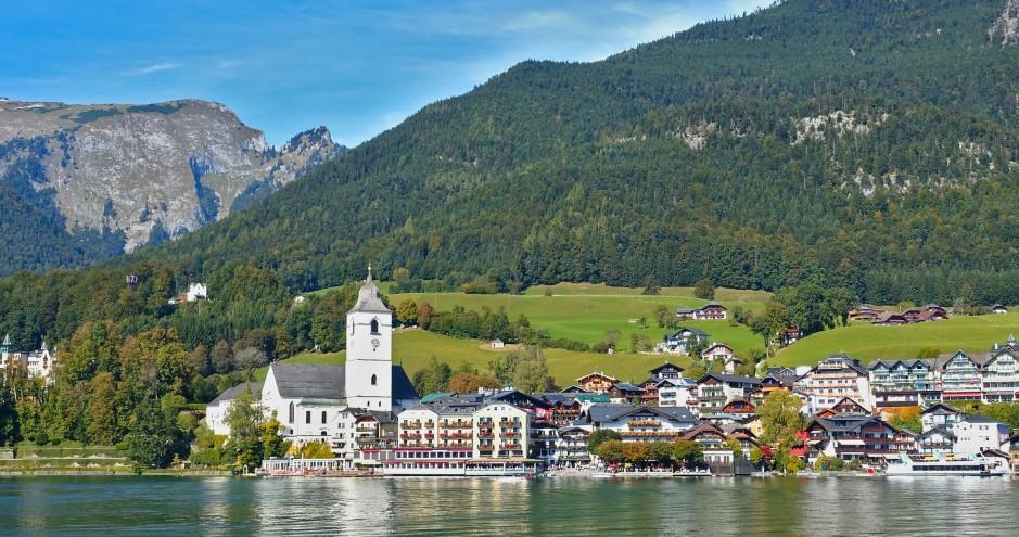 St.Wolfgang, Austria